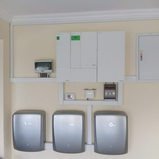 Domestic PV + Storage