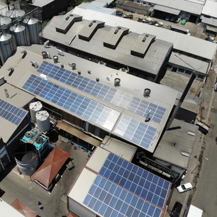 Cereal and Malr Grid Tied 100kw