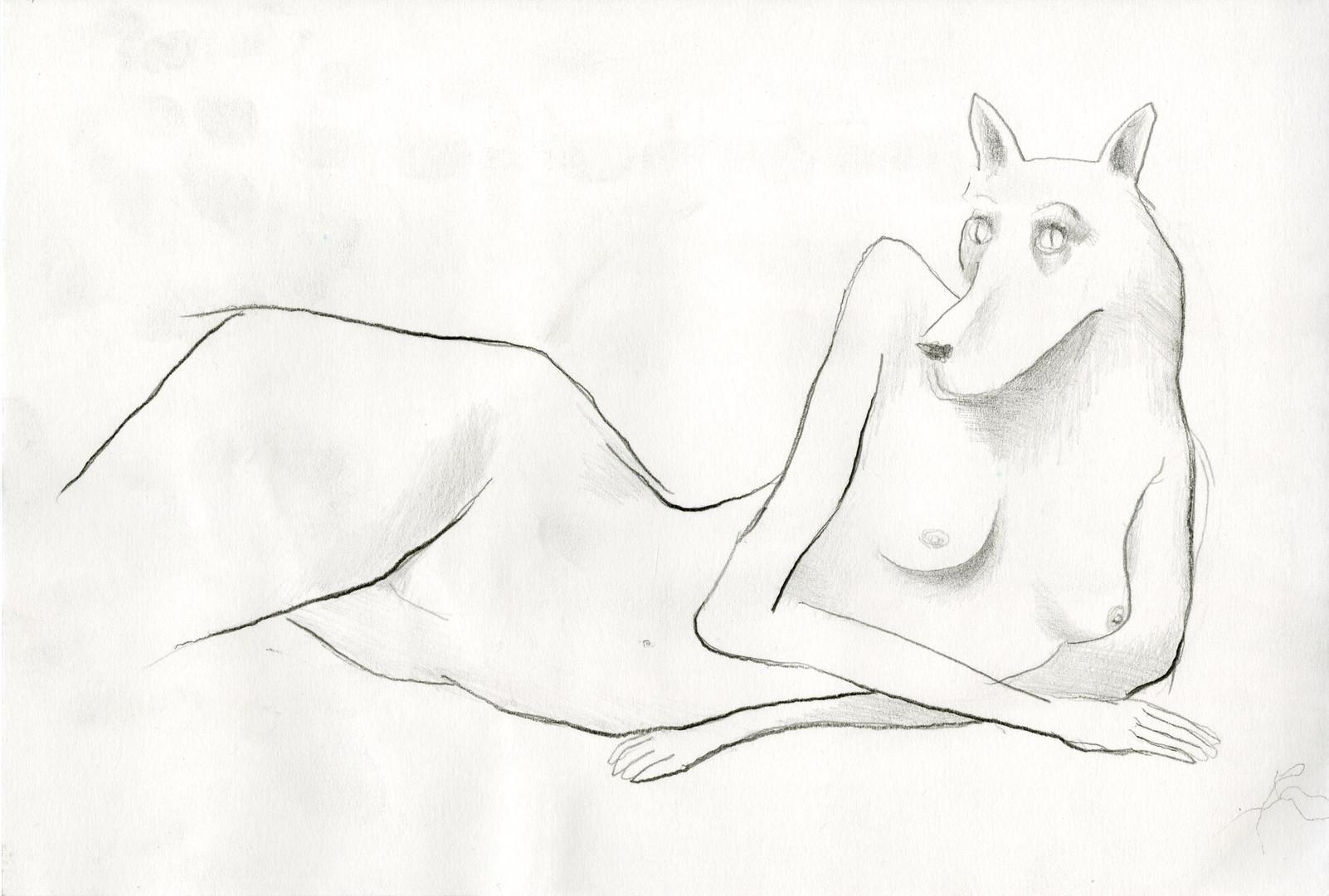 femme louve