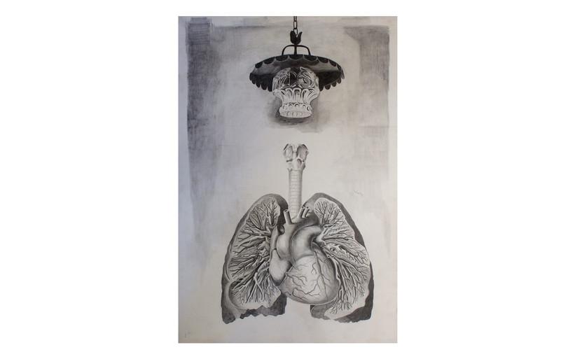 totem (lampe et poumon)