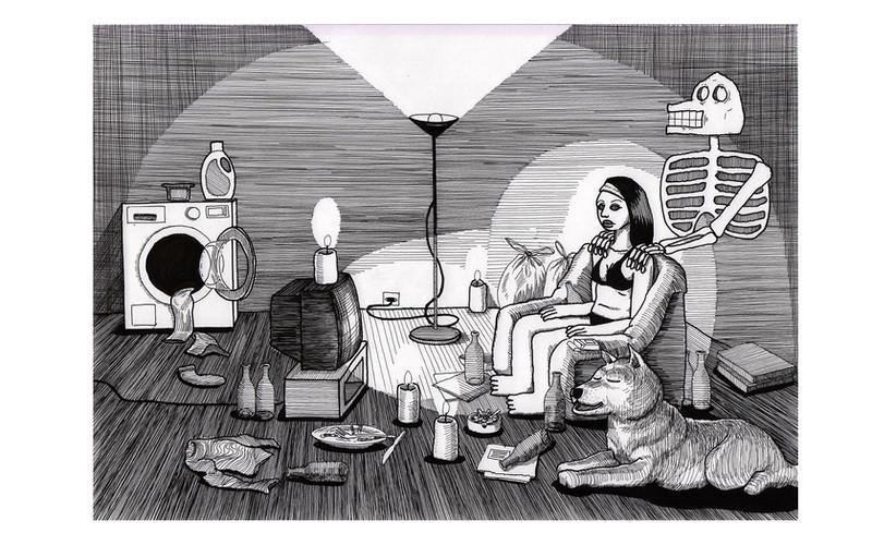 violence domestique dessin3