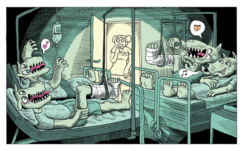 illustration pour 24heures