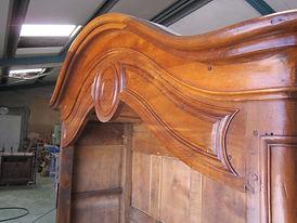 Commode créations restaurations meubles bois artisanal qualité