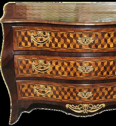 Commode Louis XV meuble bois création restauration ebeniste Albi