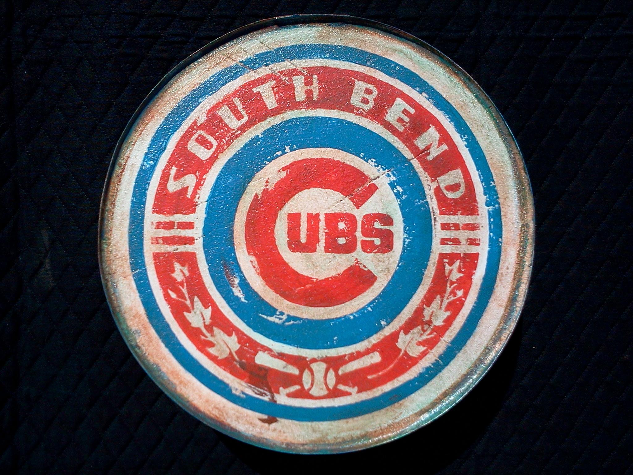 Cubs round logo