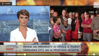Atto di indirizzo Agcom sulla rappresentazione degli immigrati  in Tv