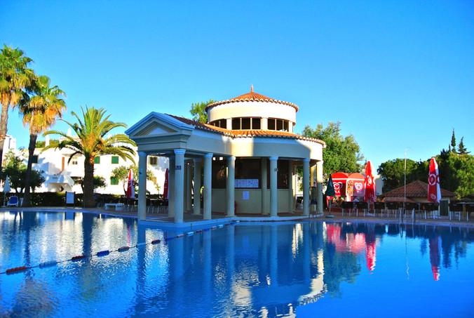 Old Village pool