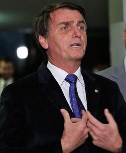Bolsonaro, não!
