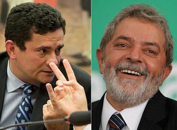 Moro é o bode expiatório do Lula
