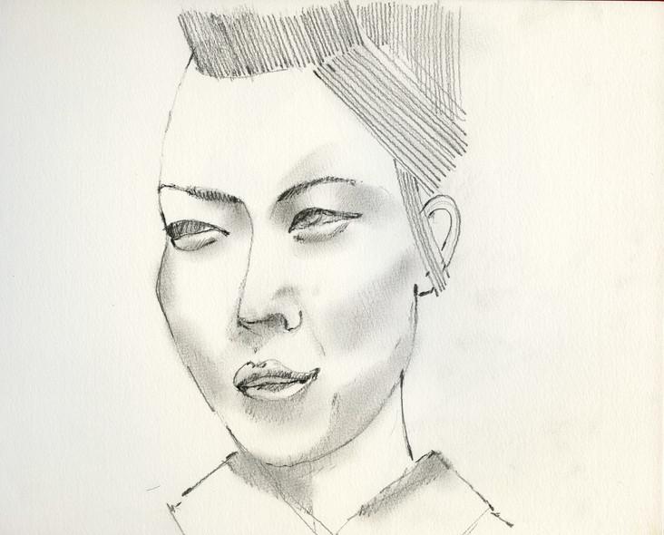Kioto, 2006, crayon on paper, 20X30.jpg