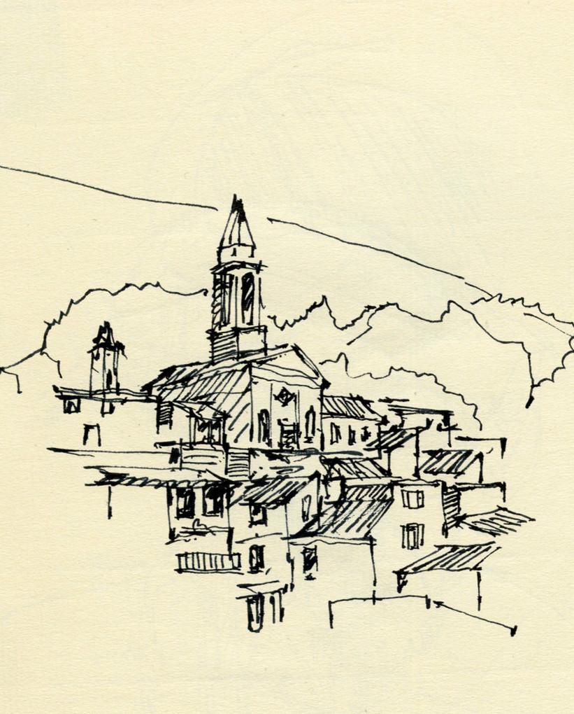 Luceram, 2015, ink on paper, 30X20.jpg.jpg