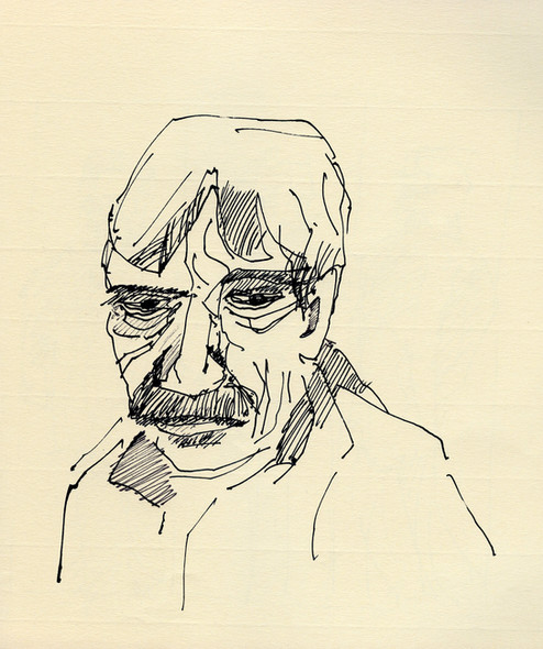 Porto 3, 2012, ink on paper, 30X20.jpg