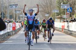 Davide Persico vincitore 97a coppa san g