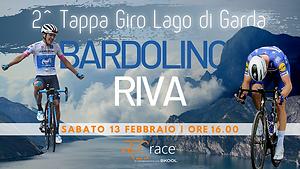 Giro Lago di Garda - Seconda Tappa Bardo