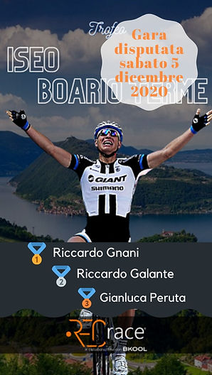 Rec Race Trofeo Iseo <boario Terme