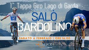 Giro Lago di Garda - Prima Tappa Salò Ba