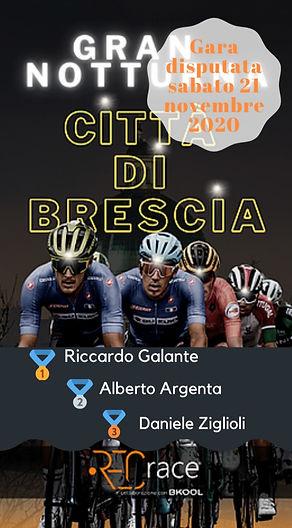 Rec Race Gran Notturna città di Brescia