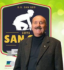 Gianni Pozzani presidente G.S. San Geo