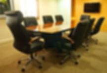 Table for Arbitrator, Engineer, Adjudicator, Geoffrey Beresford Hartwell