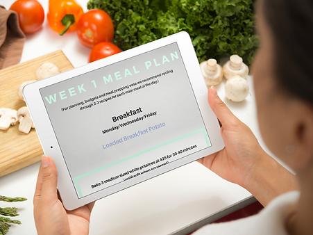 21 Day Sugar Detox Meal Plan C&N Wellnes
