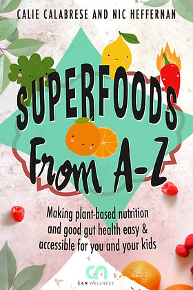 SuperFoods From A-Z