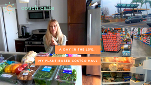 (Video) A Day In The Life - My Plant-Based Costco Haul