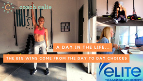 (Video) A Day In The Life - The Big Wins Come From The Day To Day Choices