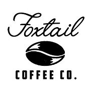 Foxtail Coffee main logo DISTRESSED-page
