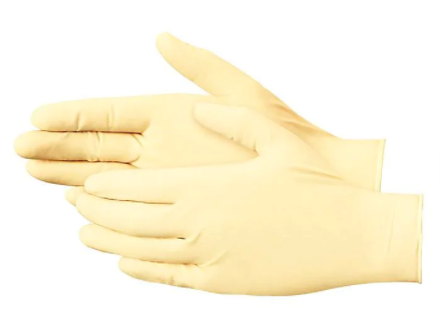 GUANTES LATEX S