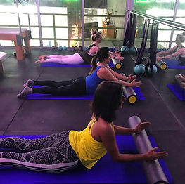 Clases Pilates Online