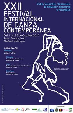 XXII Festival Internacional de Danza