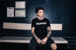 Techno! T-Shirt ® classic men