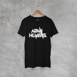 adan hujens t shirt minimal techno