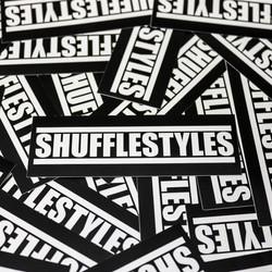 shufflestyles techno t shirt shuffle