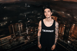 Sierza Techno Tank Top ® techno!