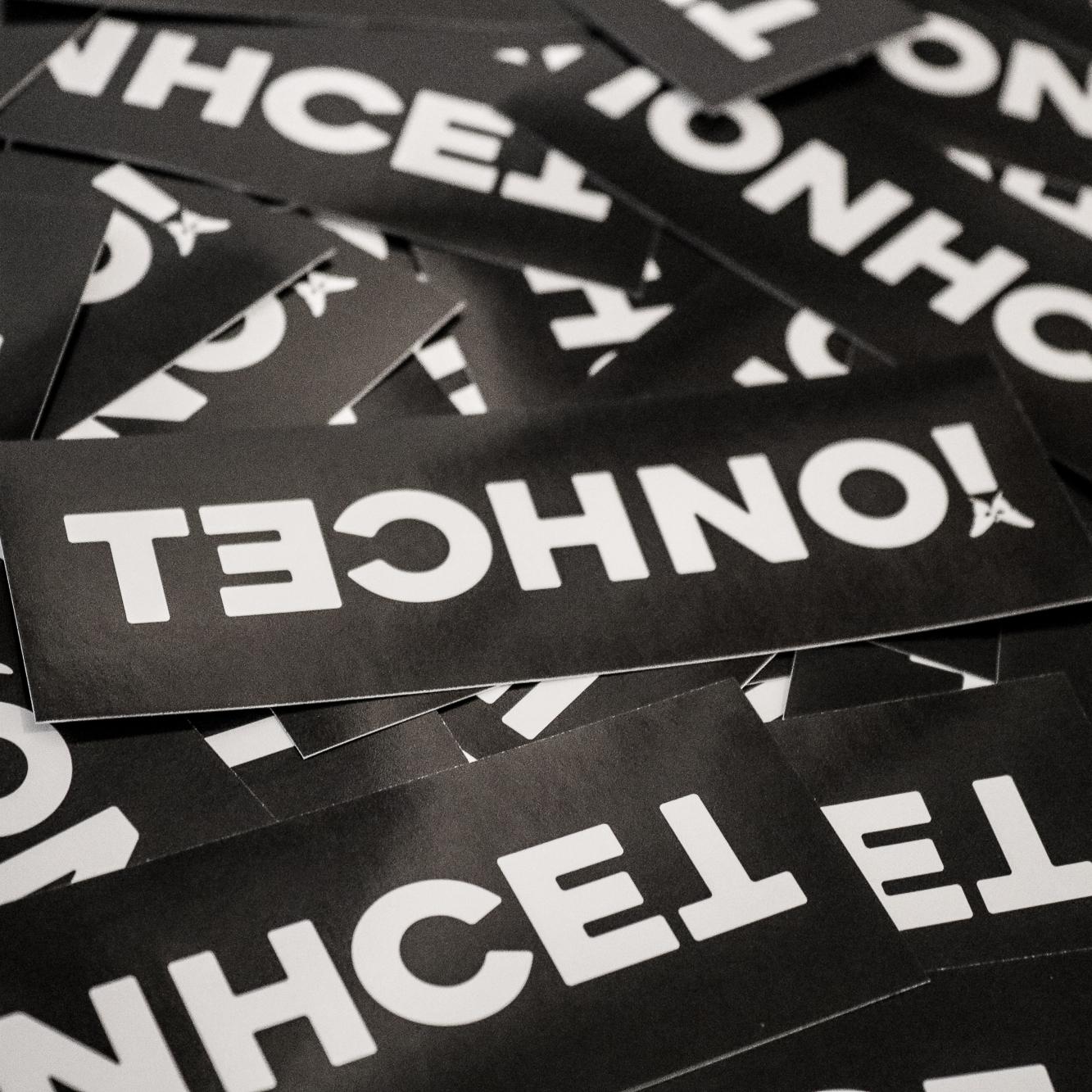 Techno T-Shirt ® sticker techno!