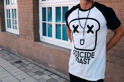Suicide Toast Techno T-Shirt Mausio