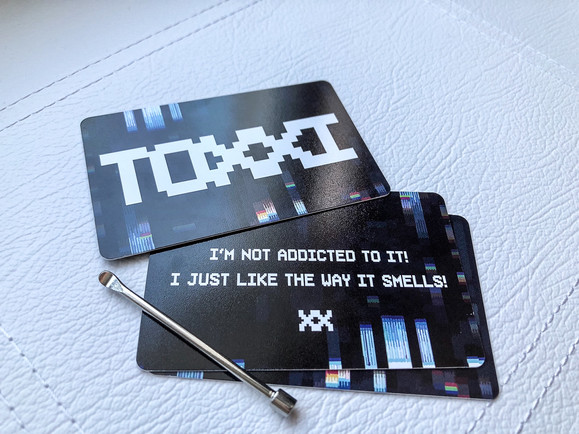 toxxi card