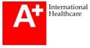 APluss Auslandkrankenversicherung Logo