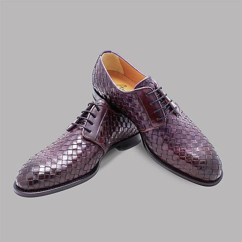 """Туфли """"Броги"""" классические из кожи"""