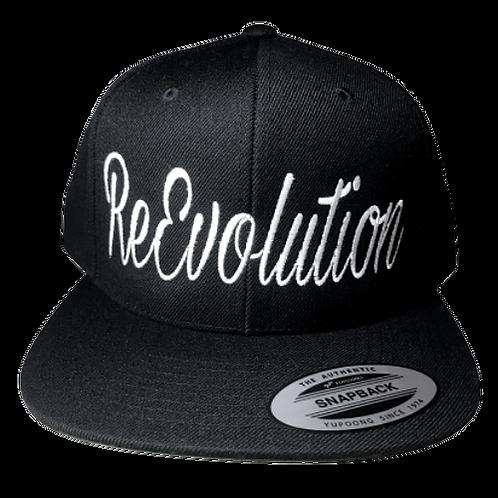 ReEvolution Snapback (Black)