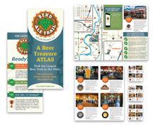 VisitBend.com :: Bend Ale Trail Brochure Redesign