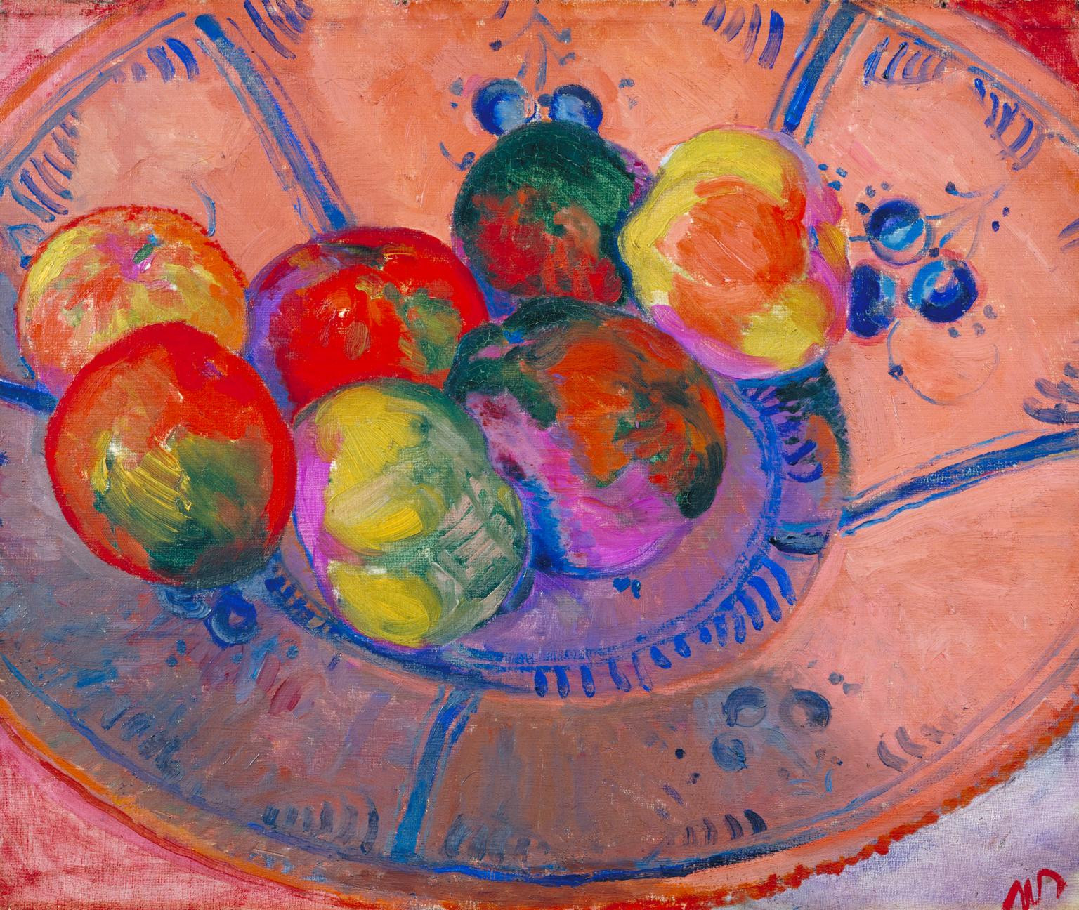 Exploring colour: oils and acrylics