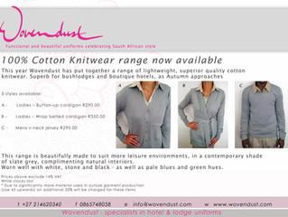 Beautiful 100% cotton Knitwear
