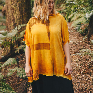 Onion Skin Dyed Top
