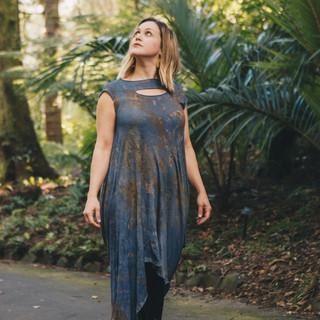 Logwood and Eucalypt Dress
