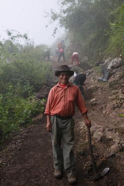 Marampata, Peru