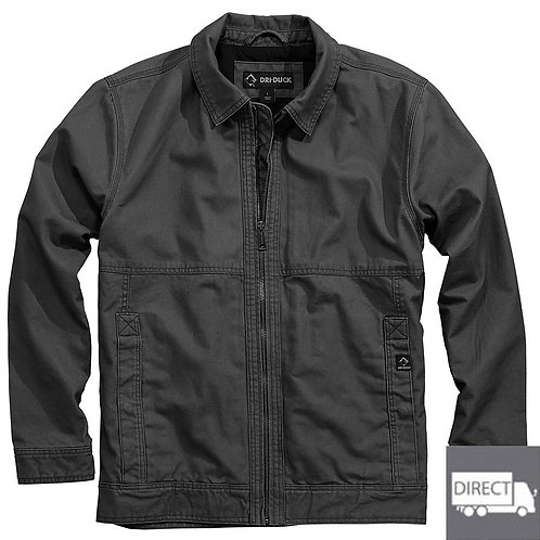 Dri Canvas Cotton Jacket