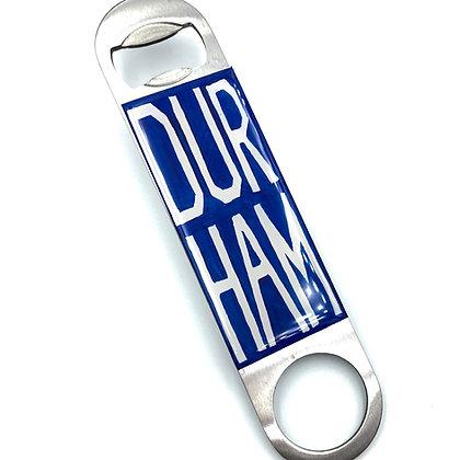 Durham Bottle Opener