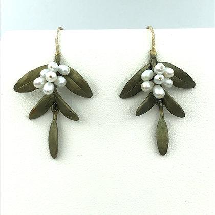 Flowering Myrtle Earrings